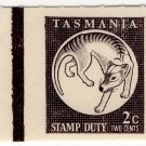 (I.B) Australia - Tasmania Revenue : Stamp Duty 2c