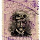 (I.B) Rhodesia/BSAC Revenue : Duty 6d