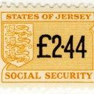 (I.B) Jersey Revenue : Social Security £2.44