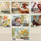 (I.B) Elizabeth II Revenue : Isle of Man Collection (1976)