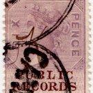 (I.B) QV Revenue : Public Records 6d