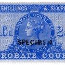 (I.B) QV Revenue : Probate Court 2/6d