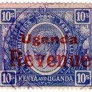 (I.B) KUT Revenue : Uganda Duty 10/-