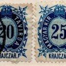 (I.B) Hungary Telegraphs : Lower Values