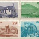 (I.B) Elizabeth II Revenue : Isle of Man Collection (1974)