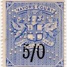 (I.B) QV Revenue : Mayor's Court 5/-