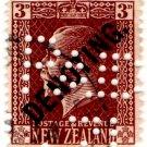 (I.B) New Zealand Revenue : Denoting 3d