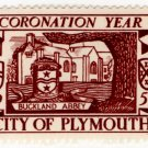 (I.B) Cinderella Collection : Plymouth Coronation Year (Buckland Abbey)