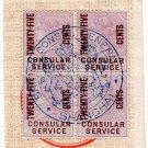 (I.B) QV Revenue : Consular Service $1 (Shanghai)