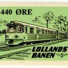 (I.B) Denmark Railway : Lollandesbanen 440 Øre