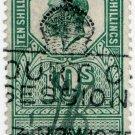 (I.B) George V Revenue : Law Courts (Scotland) 10/-