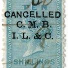 (I.B) QV Revenue : Foreign Bill 10/- (CMBIL & C pre-cancel)