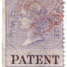 (I.B) QV Revenue : Patent Office 2d (1872)