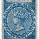 (I.B) Antigua Revenue : Duty Stamp 2/-