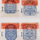 (I.B) QV Revenue : Embossed Adhesive Duty Collection (Newcastle)