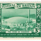 (I.B) Festival Of Britain 1951 : Dome of Discovery 3d