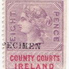 (I.B) QV Revenue : County Courts Ireland 8d