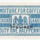 (I.B) QV Revenue : Coffee Duty ½d