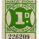 (I.B) Midland Railway : Parcel 1d