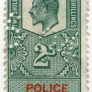 (I.B) Edward VII Revenue : Police Courts 2/-