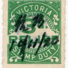 (I.B) Australia - Victoria Revenue : Relief Tax 3d