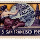 (I.B) US Cinderella : Panama Pacific Exposition (San Francisco 1915)
