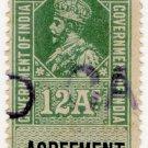 (I.B) India Revenue : Agreement 12a