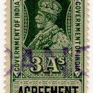 (I.B) India Revenue : Agreement 3a