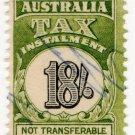 (I.B) Australia Revenue : Tax Instalment 18/-