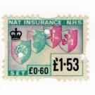 (I.B) Elizabeth II Revenue : National Insurance £1.53