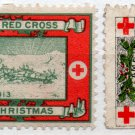 (I.B) US Cinderella : American Red Cross (Christmas 1912-13)