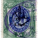 (I.B) South-West Africa Revenue : Duty 3/-