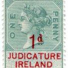 (I.B) QV Revenue : Judicature Ireland 1d