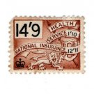 (I.B) Elizabeth II Revenue : National Insurance 14/9d