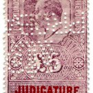 (I.B) Edward VII Revenue : Judicature Ireland £5