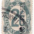 (I.B) New Zealand Railways : Railway Charges 2/6d (Thorndon)