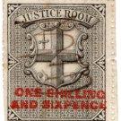 (I.B) QV Revenue : Justice Room 1/6d