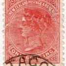 (I.B) New Zealand Revenue : Duty Stamp 1/- (Otago)