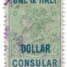 (I.B) QV Revenue : Consular Service $1.50 on 1/6d OP