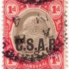 (I.B) Transvaal Railways : CSAR 1d