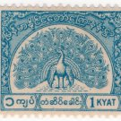 (I.B) Burma Telegraphs : New Currency 1K