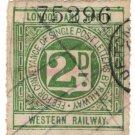 (I.B) London & North Western Railway : Letter 2d