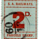 (I.B) Australia - South Australia Railways : Parcel 2d