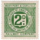 (I.B) Maryport & Carlisle Railway : Letter 2d