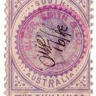 (I.B) Australia - South Australia Revenue : Duty Stamp 2/6d