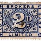 (I.B) Liverpool Cotton Association : Brokers Bank 2d