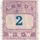 (I.B) Australia - NSW Revenue : Wines & Spirits Association 2c