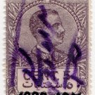 (I.B) Italy (Libya) Revenue : Duty Stamp 5c (1920 on 1919 OP)