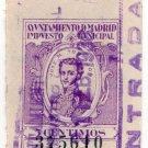 (I.B) Spain Revenue : Madrid Local Tax 5c