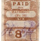 (I.B) London & South Western Railway : Parcels 8d (Waterloo)
